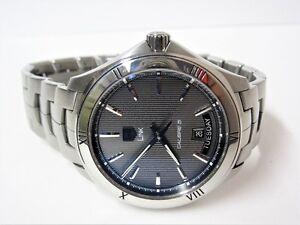 Tag Heuer Link Automatic Grey Dial Men's Watch - WAT2015.BA0951 London Ontario image 1