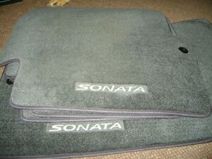 NEW SONATA CAR FLOOR MATS