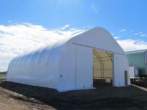 Installation of Fabric Covered Buildings