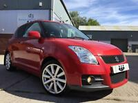 2009/09 Suzuki Swift 1.6 VVT Sport Hatchback 3dr Petrol Manual Met Red HUGE SPEC