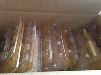 Box of approx 30 moulds