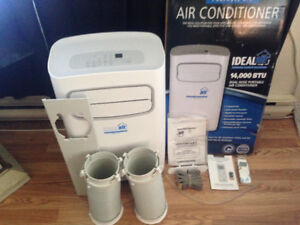 AIR CONDITIONER  FOR SALE.  PORTABLE 14,000 BTU