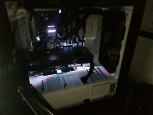 Super powerful Watercooled gaming computer