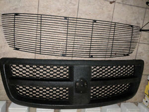 DODGE RAM 1500 GRILL INSERT 2009 AND UP