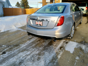 Lincoln MKS 2012 3.7v6 engine, no accidents.