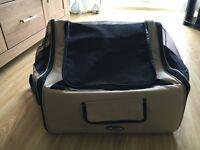 Dog car seat/Carrier case