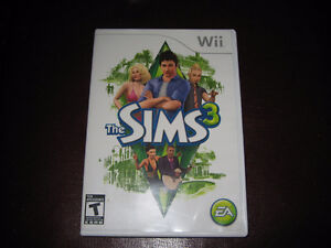 THE SIMS 3 FOR WII