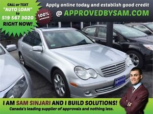 C280 4MATIC - APPLY WHEN READY TO BUY @ APPROVEDBYSAM.COM