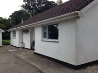 3 bed bungalow for long let