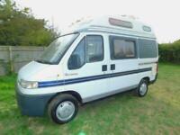 Auto-Sleeper Harmony 2.0 Petrol 2 Berth Camper Van (Now Sold)