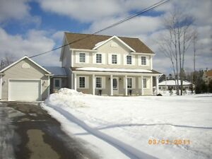 Executive two storey in Valley outside of Truro