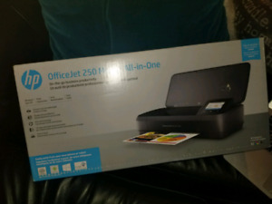 HP office jet Mobile ALL IN ONE