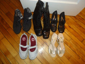 Chaussures 39-40 (9-10)
