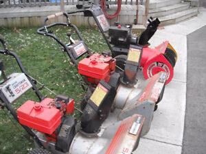 SNOWBLOWER  I have several  SNOW BLOWER Kitchener / Waterloo Kitchener Area image 5