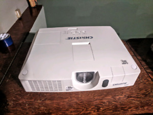 Christie LX41 Projector!
