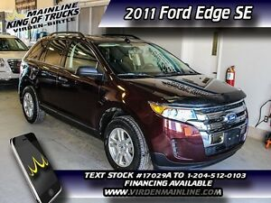 2011 Ford Edge SE  - $157.35 B/W  - Low Mileage