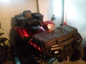 2009 Polaris 850 XP. open 2 offers or will trade 4 a Harley
