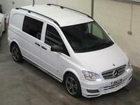 Mercedes-Benz Vito SPORT X COMPACT DUALINER BRABUS 3.0TDV6 AUTO ** NOW S0LD **