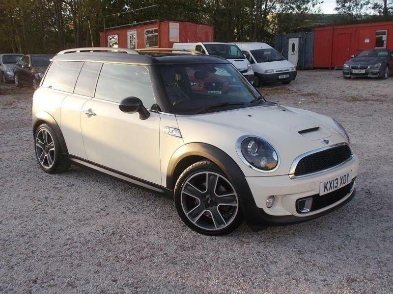 2013 Mini Clubman 20 Td Cooper Sd Chili 4dr In Ripley Derbyshire Gumtree