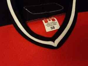New Jersey Devils 2006-07 Pro Reebok Jersey Size 56 Edmonton Edmonton Area image 2