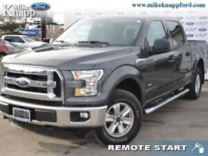 2016 Ford F-150 XLT  Remote Start, Bluetooth