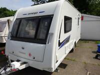 2014 Compass Omega 482 2 Berth End Washroom Caravan For Sale Ref:6103