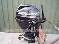 Mercury jet 25EFI outboard Engine