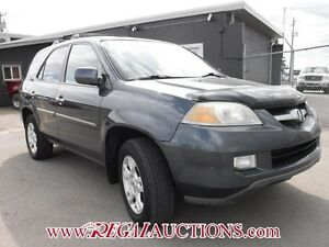2004 ACURA MDX  4D UTILITY AWD