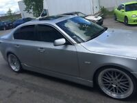 "20"" mags, rims for BMW 535"