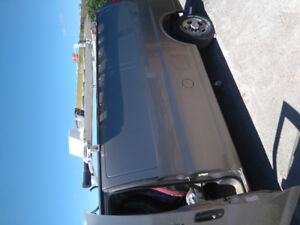 2006chev express 2500  roof rack only