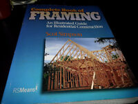 COMPLETE BOOK OF FRAMING + FLIPPING HOUSES FOR DUMMIES