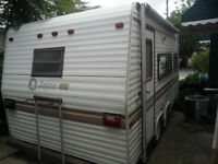 Jayco 17' Camp Trailer for Sale!