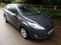 Ford Fiesta 1.6TDCi FREE ROAD TAX 2012MY Titanium 79000 MILES