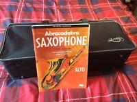 Artemis Alto Saxophone - excellent condition