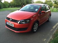 2010 VW POLO AUTO DSG 4DOOR FULL HISTORY L&R ACCELERATOR FITTED.