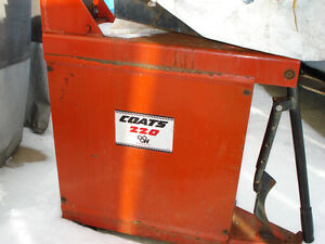 coats 220 tire changer