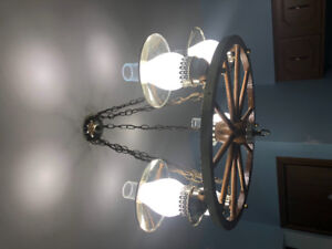 Old style lighting fixtures for sale ... in great condition