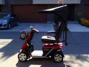 Brand new Pursuit 36 volt mobility scooter for sale obo.