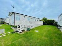 beautiful static caravan for sale with decking - CALL JOSH 07955 825040