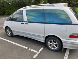 Toyota estima dayvan /camper