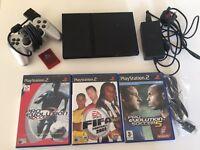 PS2 (sony playstation 2)