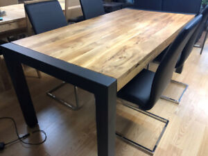 Table De Cuisine En Bois.Acacia Buy Or Sell Dining Table Sets In Canada Kijiji