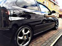 Mk4 Ibiza Porsche wheels cupra interior