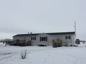 To be moved - 2007 1520 sq ft Silverwood Manufactured Home