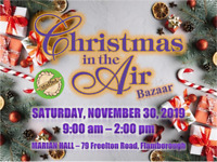 Christmas in the Air Bazaar