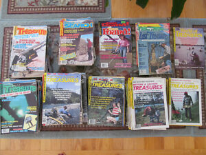 Treasure Hunting Magazines