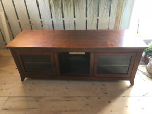 Barely Used TV Stand!!