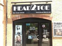 Experienced stylist required for a salon in Hemel Hempstead