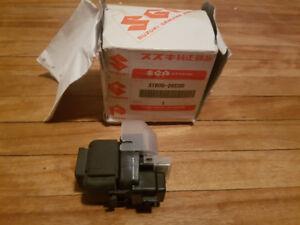 Suzuki gsf600 bandit starter relay assembly