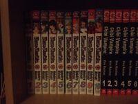 Complete Set Of Buso Renkin Manga (volumes 1-10)